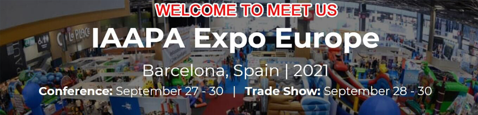 We exhibit at trade shows all over the world, we are happy to see so many old customers and new friends, look forward to meeting you and discussing our cooperation.