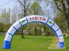 Inflatable Meta Arch