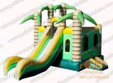 Bouncy Tropical Forest