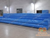 Inflatable Furniture-Sofa in blue