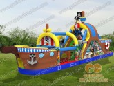 Pirate ship obstacles
