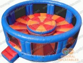 Inflatable Rock& Roll Jousting Arena