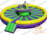 Inflatable Rock & Roll Joust