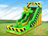 Nuclear toxic water slide